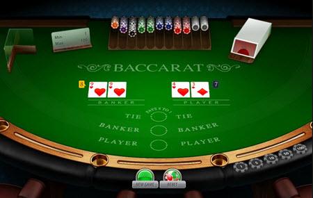 Tahap Untuk Bisa Menang Dalam Bermain Baccarat Di Agen Judi Casino Online